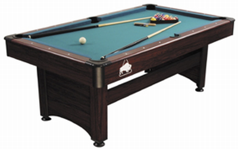 Poolbiljart buffalo rosewood 7 ft