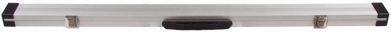 Snookerkoffer Aluminium-zilver