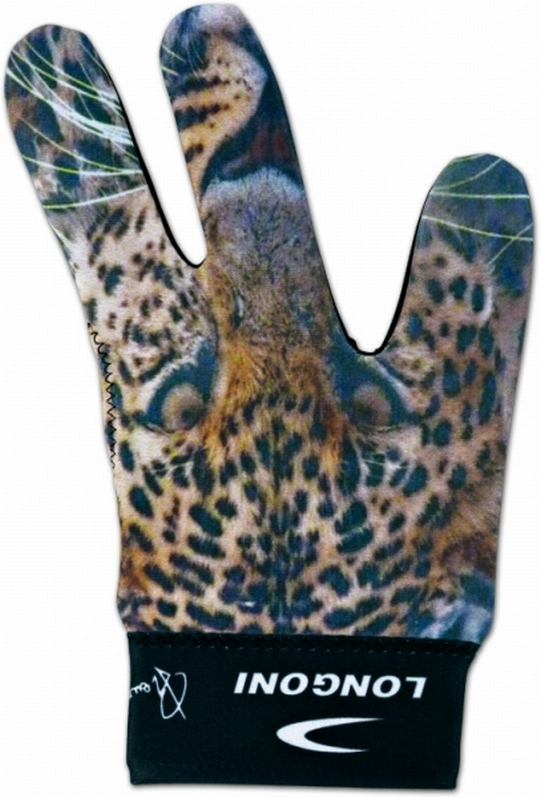 Biljarthandschoen Longoni  Wildlife serie