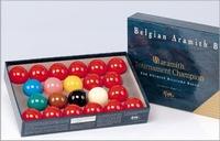 Snookerballen Super Aramith Tournament  52,4 mm