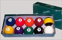 Poolballen Aramith Nineball 57,2 mm