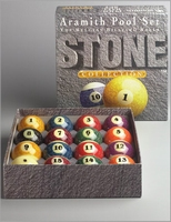 Poolballen Aramith Stone Collection  57,2 mm