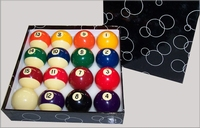 Poolballen Universeel Economy 57,2 mm