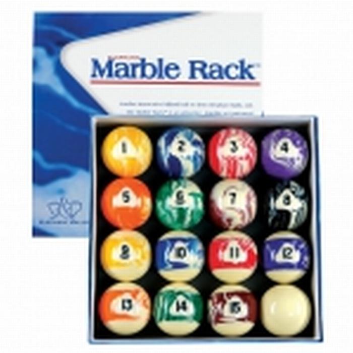 Poolballen  Elephant Marble Rack Pool 57,2 mm