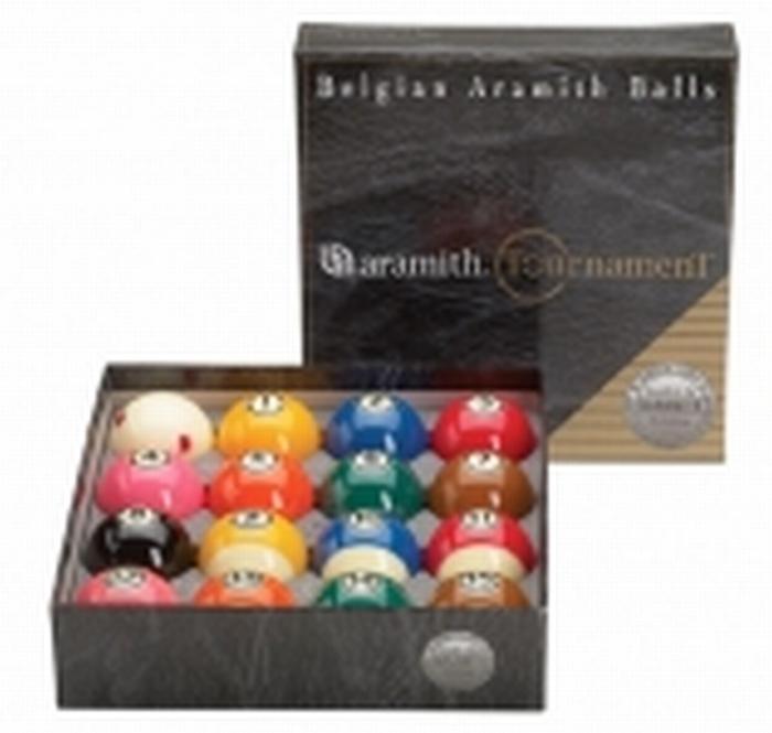 Poolballen Aramith US Tournamenty - Pro TV