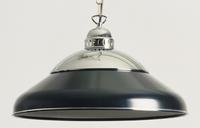 Lamp Solo Chroom-Zwart 45 cm