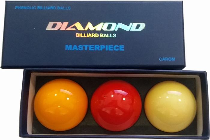 Biljartballen  Carambole Diamond Ultra Masterpiece