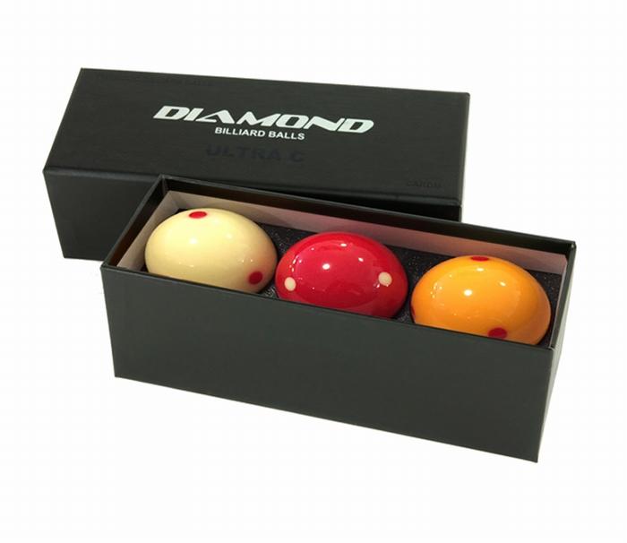 Biljartballen  Carambole Diamond Ultra Dynamique
