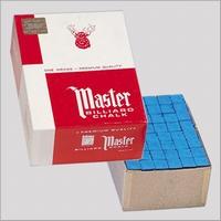 Biljartkrijt Master (gros doos 144 krijtjes)
