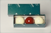 Biljartballen Aramith Carambole diverse afmetingen
