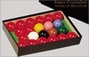 Snookerballen Super Aramith Crystalite  52,4 mm