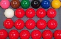 Snookerballen Economy 52,4