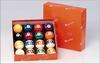 Poolballen Aramith Continental diverse afmetingen