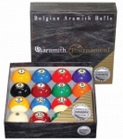 Poolballen Aramith US Tournament 57,2 mm