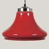 Lamp Klokmodel Rood
