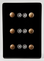 Biljart Scorebord klein