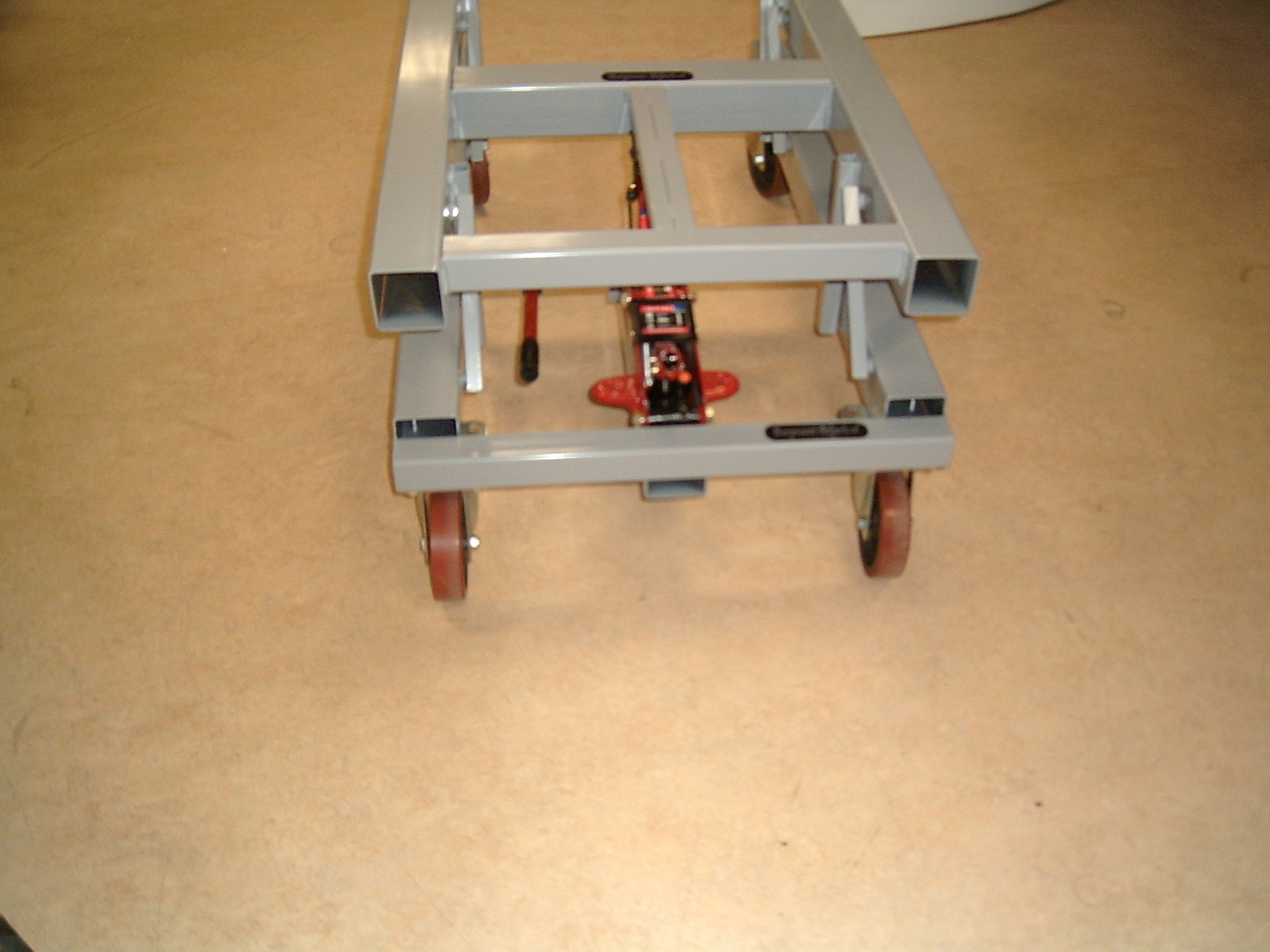 Hefwagen voor Biljarts